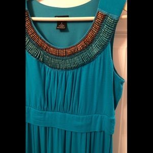 New Directions Maxi Dress 8